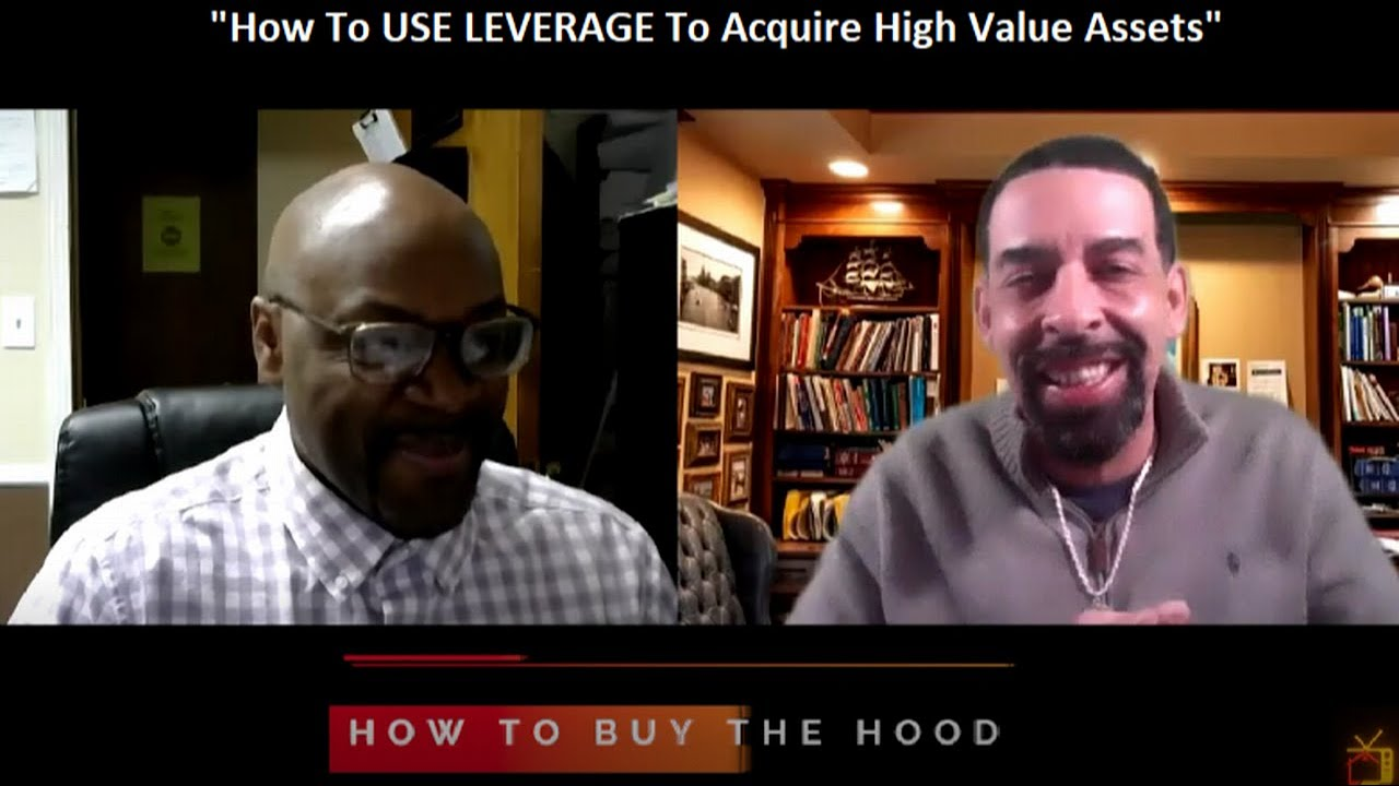 "Watch ""HOW TO BUY THE HOOD"" A REH TV Original Series - ""Using Leverage To Buy Buildings"" Ep 5"