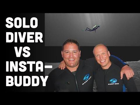 Solo Diver Vs Insta-Buddy