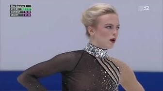Emmi PELTONEN FIN Free Skate 2020 European Championships
