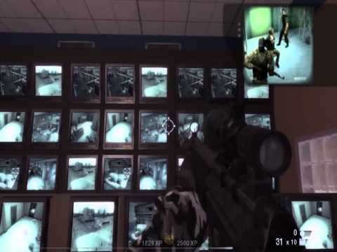 Tom Clancy's Rainbow 6 Vegas 2 [PC]: Las Vegas International Convention Center