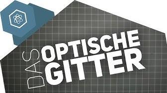 Das optische Gitter (Doppelspaltexperiment) ● Gehe auf SIMPLECLUB.DE/GO & werde #EinserSchüler