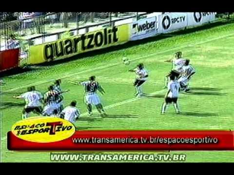 Tv Transamérica - Arquivo da bola - Corinthians PR 1 x 2 Coritiba