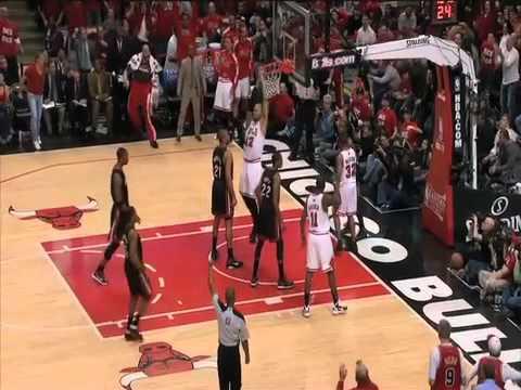2010-2011 Chicago Bulls Highlights