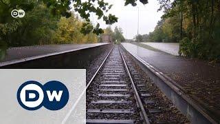 Путь смерти: вокзал в Берлине, откуда депортировали евреев