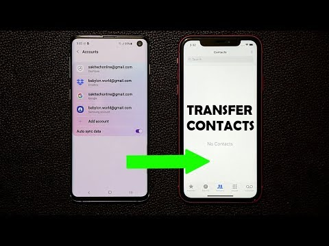 How to Restore lost iPhone Contacts, Calendars, Reminders and Files.