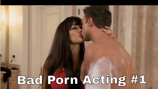 Bad porn acting #1 - This isn't a Beach
