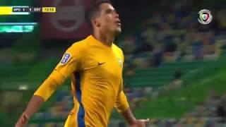 Goal   Golo Sandro Lima: Sporting 1-(1) Estoril (Allianz Cup #2)