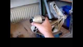 outil Extracteur de silenbloc VW Polo 9N, Audi A2, Seat