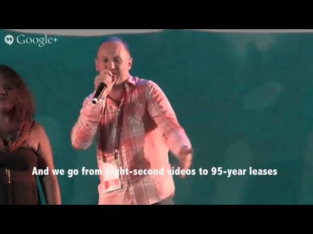 IUCN World Parks Congress 2014 - Baba Brinkman's Final Rap Up