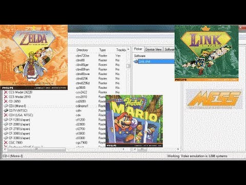 How to get a Phillips CD-I Emulator on your PC (With Voice) [1080p HD]