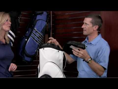 adidas Golf Powerband Cart Bag Overview