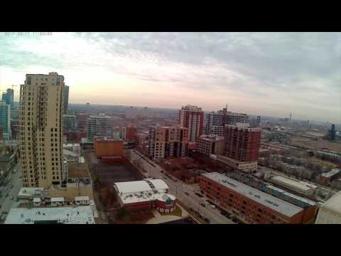 Chicago Time Lapse - 11th February 2017