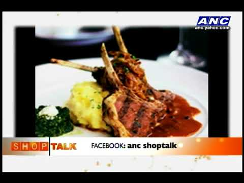 ANC Shop Talk Featuring Acacia Hotel Manila's A Steakhouse and Valentine's Event