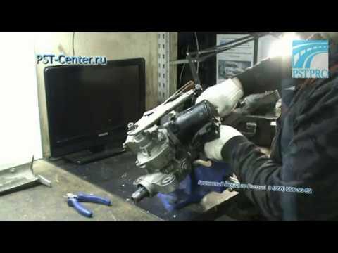 Ремонт электрической рулевой рейки Honda CR-V 2008 года