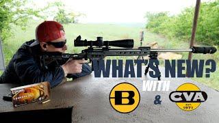 Shooting the New Bergara Rifles & CVA Muzzleloaders   Gould Brothers