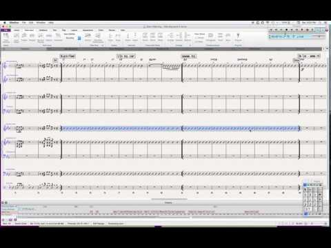 Sibelius 7.5 copy paste slash rhythms 20170121