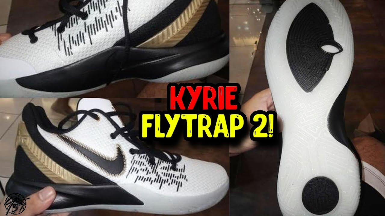 995be548515 Nike Kyrie FLYTRAP 2 LEAK Initial Thoughts! - YouTube