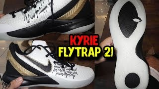 Nike Kyrie FLYTRAP 2 LEAK Initial Thoughts!