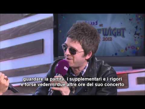 (sottot.) Noel Gallagher