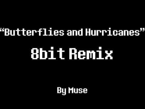 Butterflies And Hurricanes 8Bit Remix [Muse]