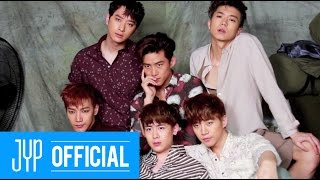 [Real 2PM] Fun Photo Shoot Spot Together