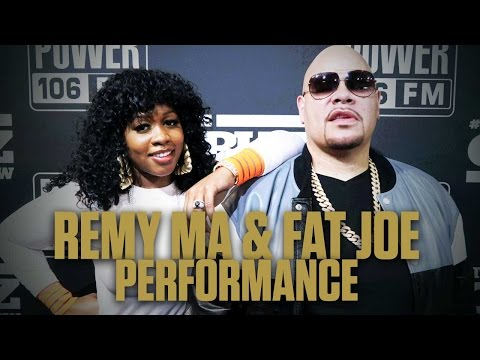 """Remy Ma Covers Big Pun's Verse on """"Twinz"""" With Fat Joe"""