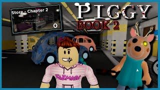 🔴LIVE - PIGGY: BOOK 2 CHAPTER 2 RELEASE - STORE - ROBLOX