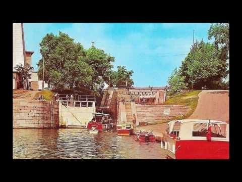 Vintage Scenes Of Bobcaygeon, Fenelon Falls & Pigeon Lake, Ontario