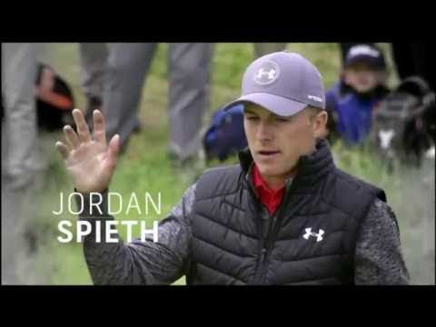 2017 The Open RD4  Jordan Spieth's 13th Hole Spectacle  