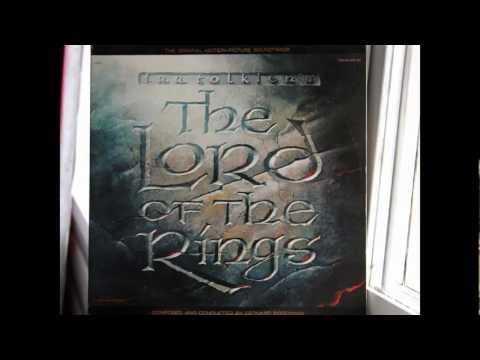 The Lord Of The Ring 1978 Soundtrack (8) -  Mithrandir