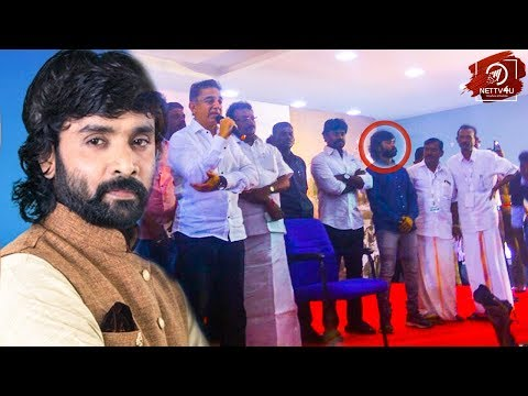 Bigg Boss Snehan Joins Kamal In Politics?