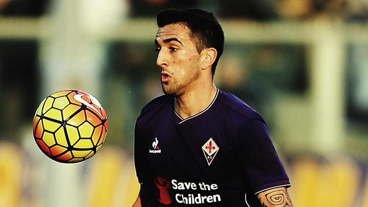 Matías Vecino Magic Skills Passes Goals Fiorentina