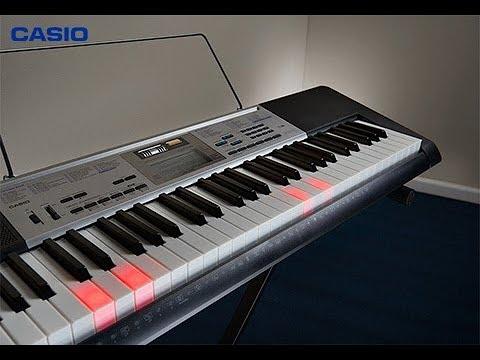 Casio Learn to Play Keyboard