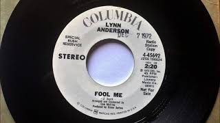 Watch Lynn Anderson Fool Me video
