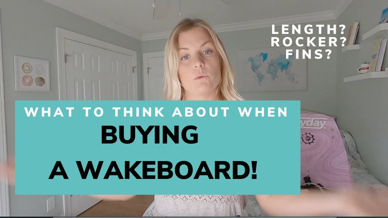How to buy a Wakeboard with Carro Djupsjo