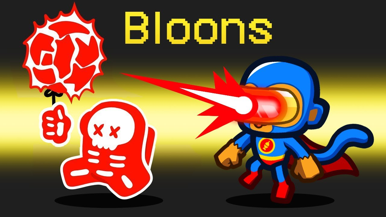Download *BLOONS TD* Role in Among Us