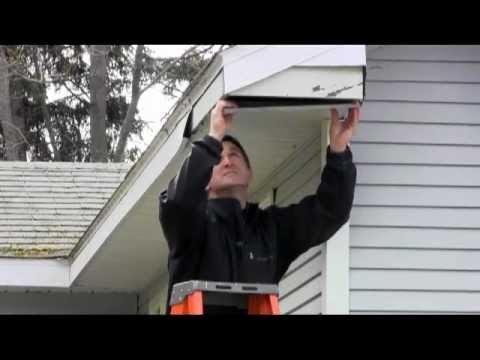 Soffit Repair Youtube