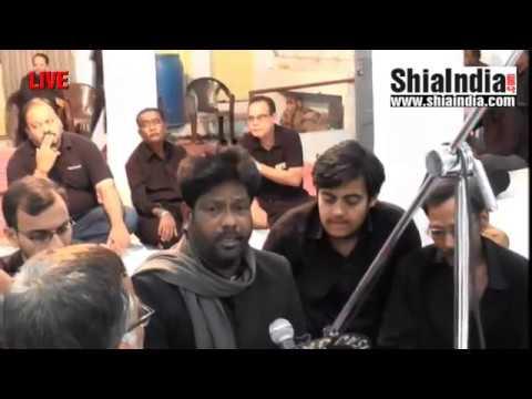 24th Safar Majlis at Badi Qaiser Manzil 1438-2016