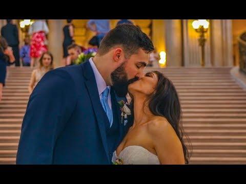 Sean & Gabriela Wedding : San Francisco City Hall