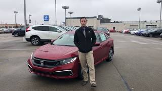 2019 Honda Civic LX presented by Jeremy Rees of Victory Honda in Muncie Indiana