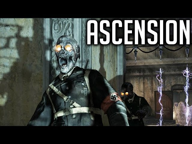 PERK STELENDE AAPJES, PAS OP! (Ascension - COD: Black Ops 3 Zombies)