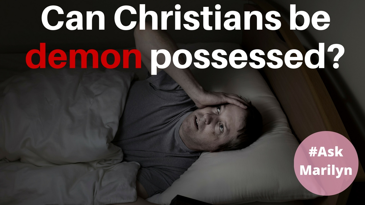 Can Christians be demon possessed?! - YouTube