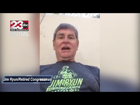 Jim Ryun talks about the world record he set 50 years ago in Bakersfield