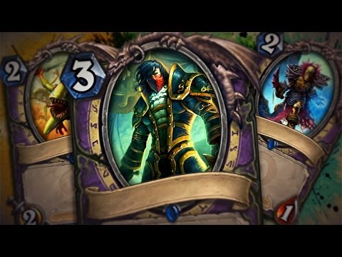 Hearthstone -- The Tavern Is Open Trailer