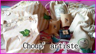 Choup'artiste - On voyage dans un monde féérique ♥