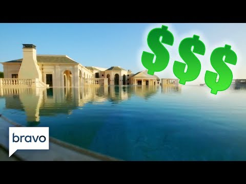 Most Outrageous Homes On Million Dollar Listing LA | Bravo
