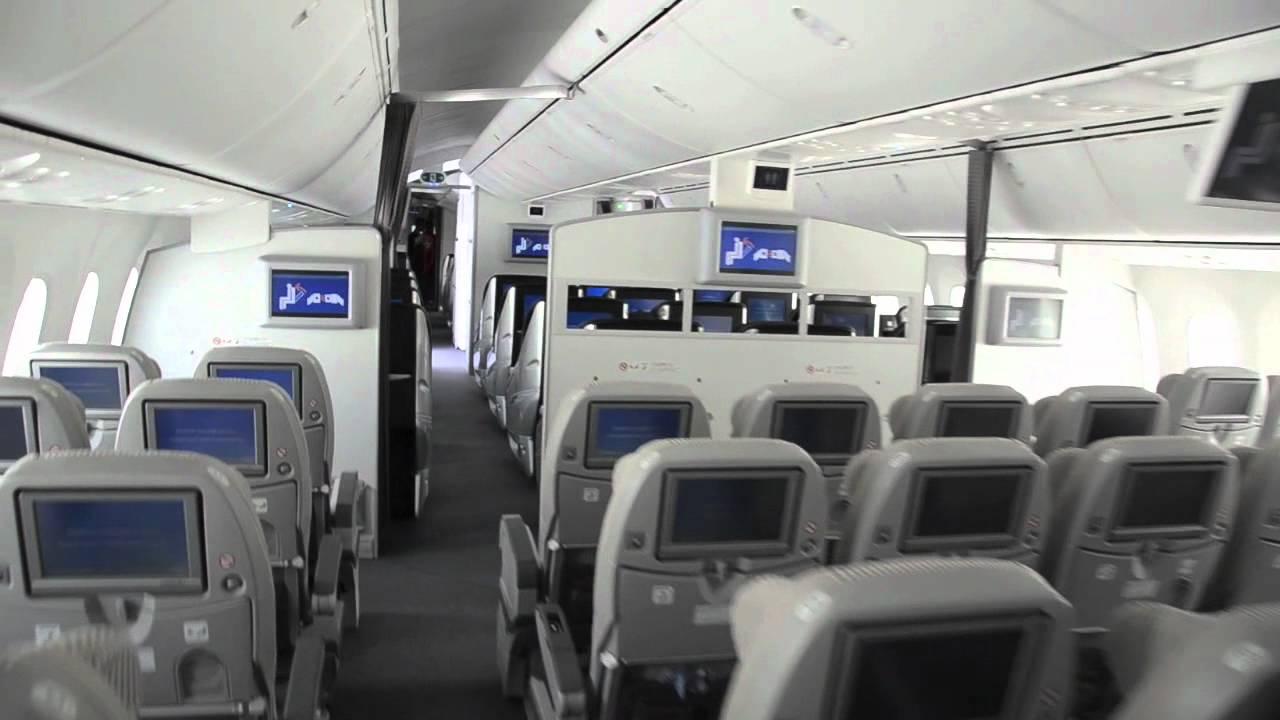 Flightblogger Walk Through Jal S First 787 March 26