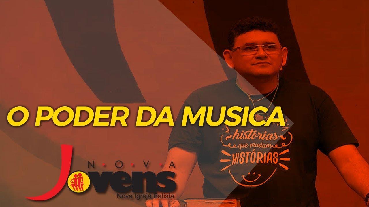 O PODER DA MUSICA
