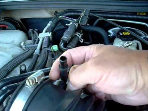 2006 Impala Coolant Sensor Replacement - YouTube on