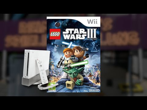 Gameplay : LEGO Star Wars III The Clone Wars [WII]